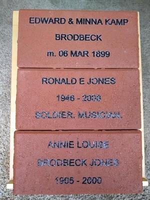 Memorial Brick