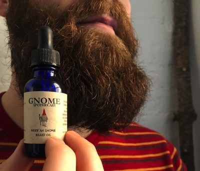 HERB'AN GNOME Organic Beard Oil