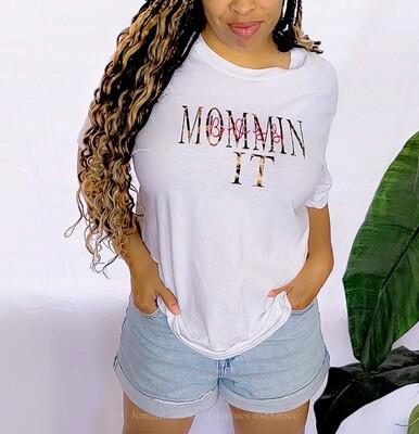 Boss MomminIt t-shirt