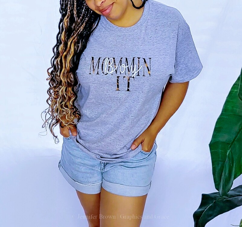 Boy MomminIt t-shirt
