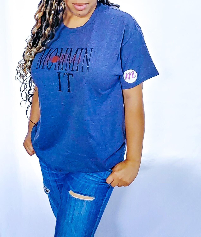 Football MomminIt t-shirt