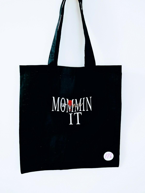 MomminIt wine tote