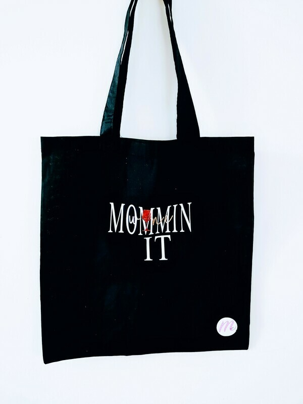 MomminIt wine tote