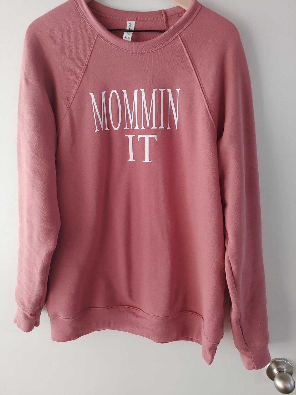 MomminIt sweatshirt