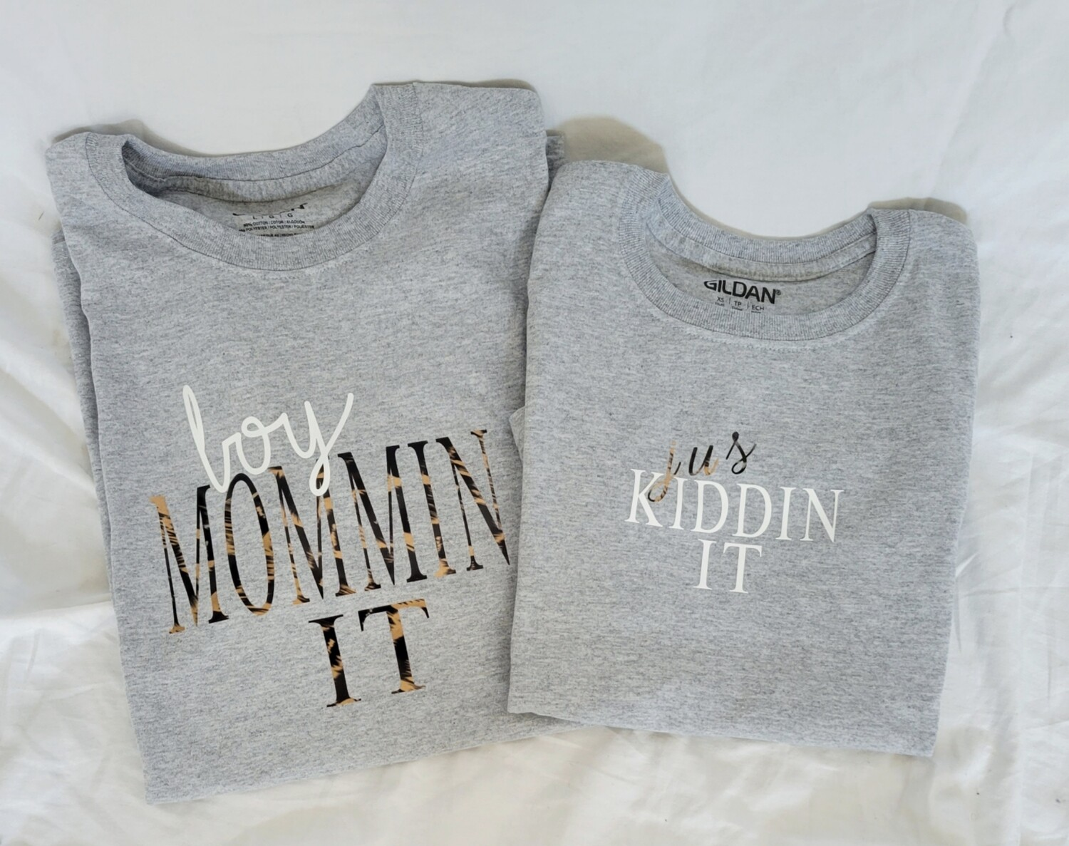 Boy Mommy and Me Bundle
