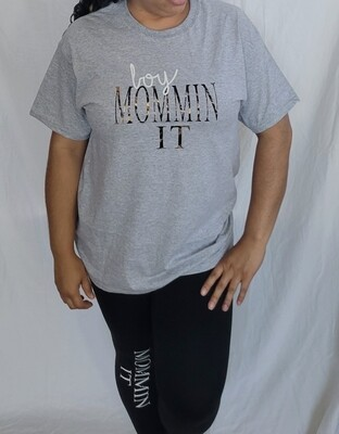 Boy MomminIt t-shirt