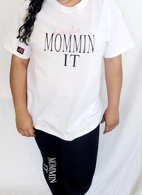 Single MomminIt t-shirt