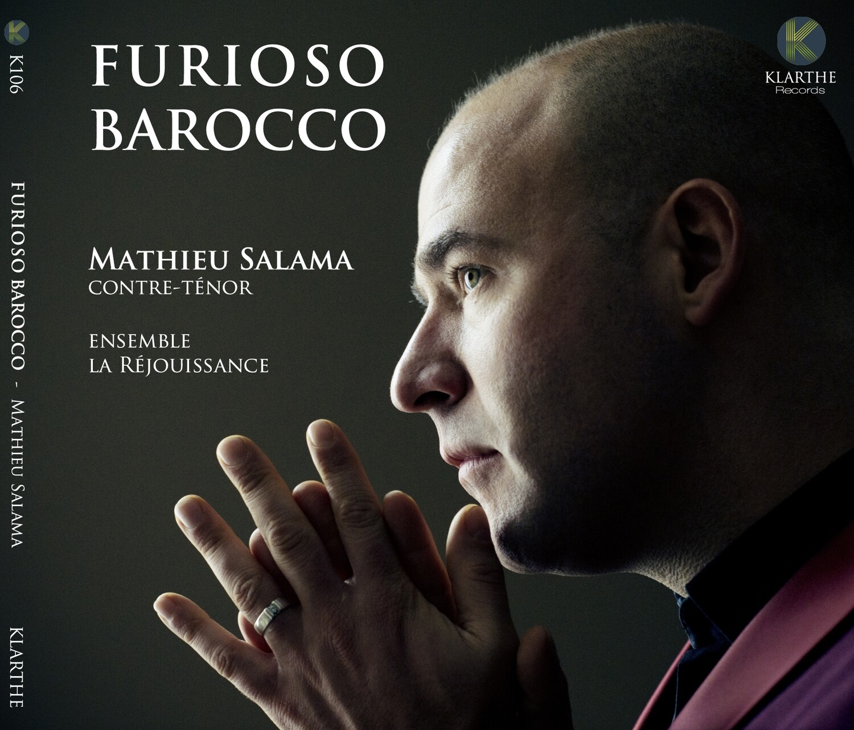 Nouvel Album Furioso Barocco en Précommande