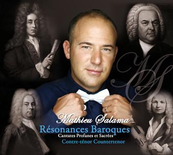 Album Résonances Baroques