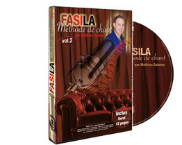 FASILA Méthode de Chant Vol.2
