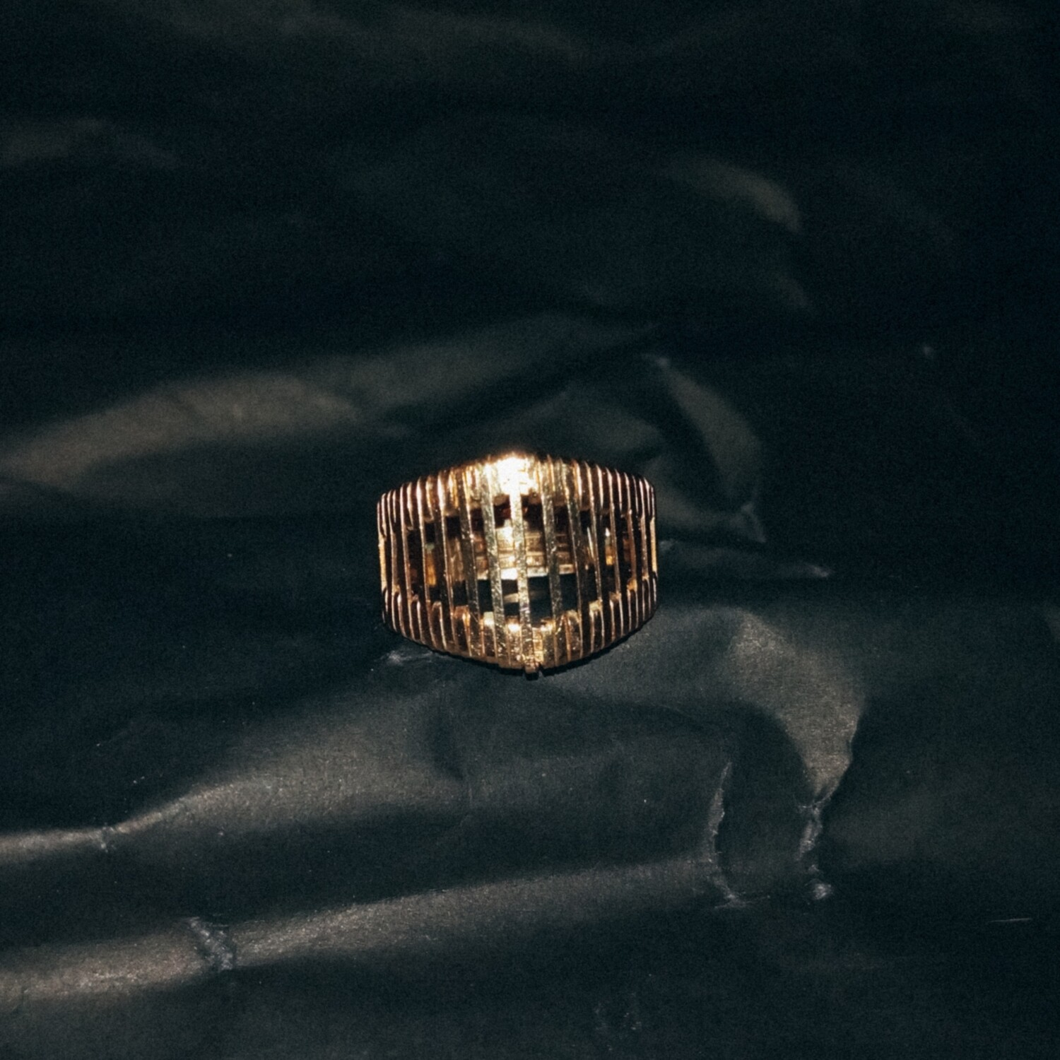 *SIZE 6.5 Chunky Ring