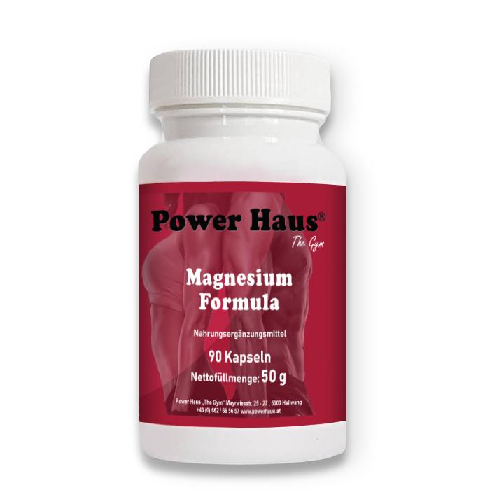 Magnesium Formula 90 Kapseln
