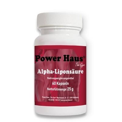Alpha Liponsäure 60 Kapseln