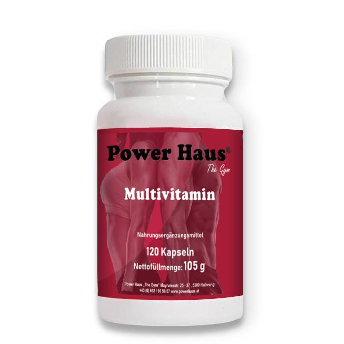 Multivitamin 120 Kapseln