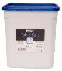 6kg TABLE SALT