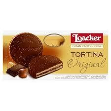LOACKER TORTINA DISPLAY - 24x21gr