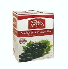 5lt COOKING RED WINE