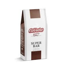 6x1kg CARRARO GRAN CREMA SUPERBAR COFFEE BEANS