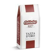 6x1kg CARRARO TAZZA D'ORO COFFEE BEANS
