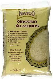 GROUND ALMONDS - 1kg