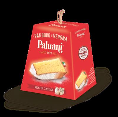PALUANI PANDORO DI VERONA - 750gr