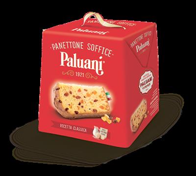 PALUANI PANETTONE CLASSICO - 1kg