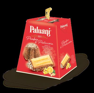 PALUANI PANDORO SICILIAN LEMON - 750gr