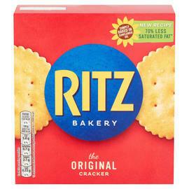 RITZ ORIGINAL BISCUITS - 165g