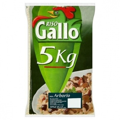 GALLO ARBORIO RICE - 5kg