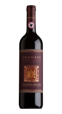 Chianti Classico Docg GRANAIO - Fattorie Melini 0,75L