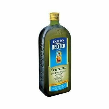 DE CECCO EXTRA VIRGIN OLIVE OIL FRUTTATO - 750ml