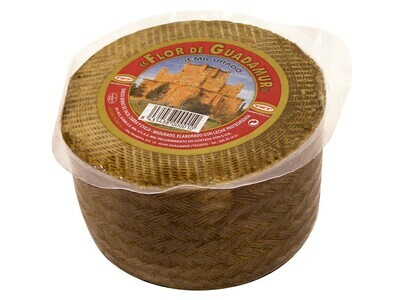 SEMI MATURED MANCHEGO MINI CHEESE - 1kg