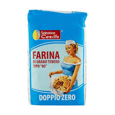 "SELEZIONE CASILLO ""OO"" FLOUR - 1kg BEST BEFORE 02/05/21"