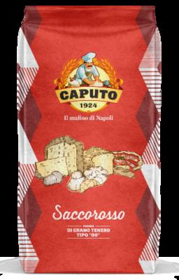 CAPUTO 00 FARINA (RED) STRONG FLOUR - 25kg