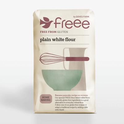 5x1kg GLUTEN FREE PLAIN WHITE FLOUR
