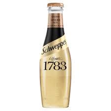 SCHWEPPES 1783 GOLDEN GINGER ALE - Schweppes 12x200ml BEST BEFORE END 11/20