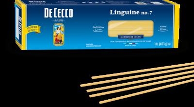 500g DE CECCO LINGUINE no.7