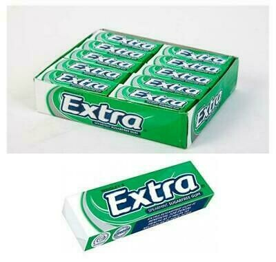 30x Extra spearmint chewing gum