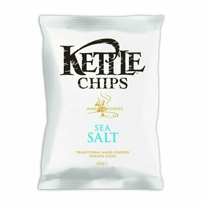 KETTLE LIGHTLY SALTED - 18x40g