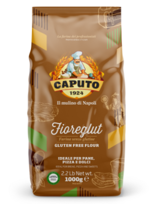 1kg CAPUTO GLUTEN FREE FLOUR  (FIOREGLUT)