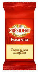 PRESIDENT EMMENTAL - 200gr