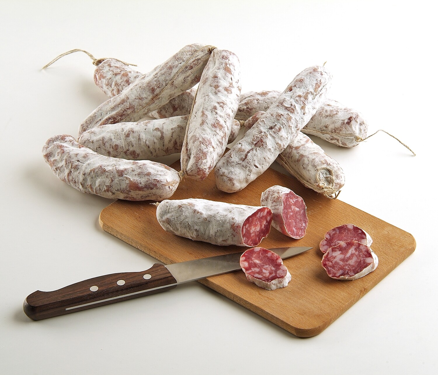 PIEMONTE SALAME CLASSICS SELECTION BOX - 7 Pieces