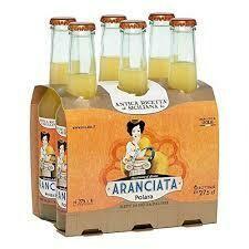 6x27.5cl ARANCIATA ANTICA RICETTA - Polara (screw top)