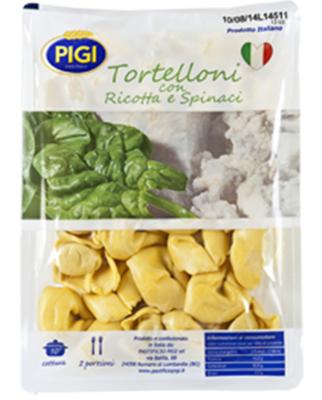 TORTELLONI RICOTTA & SPINACH - 250gr