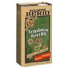 1lt EXTRA VIRGIN OLIVE OIL TIN - Fillipo Berio