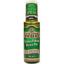 FILIPPO BERIO EXTRA VIRGIN OLIVE OIL SPRAY - 200ml