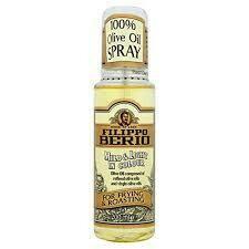 FILIPPO BERIO MILD & LIGHT 100% OLIVE OIL SPRAY - 200ml