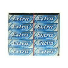 30x Extra Peppermint  chewing gum
