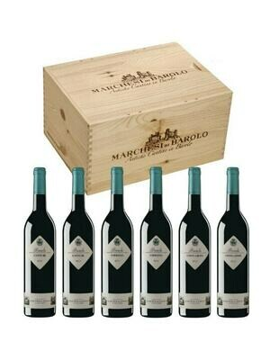 CRUS STORICI 6 BOTTLE GIFT SET - Marchesi Di Barolo