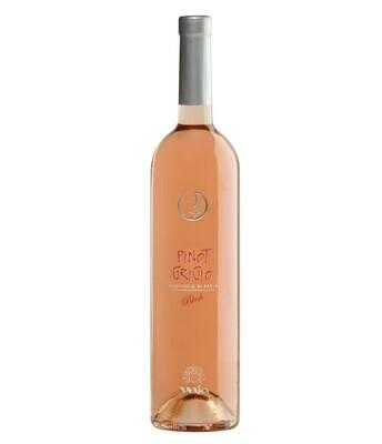 Pinot Grigio Blush DOC Delle Venezie, Vaja - Lamberti 0,75L ABV 11.5%